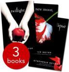 Twilight Saga 4 books £11.98 @ RedHouse