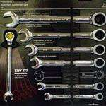 Set of Imperial Pro Ratchet Spanners £25 @ Halfords