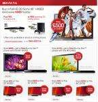 KDL40HX803 - Sony 3D TV HX803 (40'' 1080p), with 3D 120GB slim PS3 3D Starter Gaming pack, 2x Active shutter Glasses and 3D Transmitter + 5 Years Guarantee @ £1299