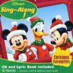 Disney Sing-A-Long Christmas CD & Lyric Book £1.99 delivered @ Play