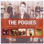 The Pogues - 5 CD Boxset (Red Roses for Me/Rum Sodomy and the Lash/If I Should Fall from Grace With God/Peace and Love/Hell's Ditch) £9.99 delivered @ HMV
