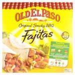 Old El Paso Original Smoky BBQ Fajita kits 50p @ ASDA