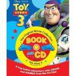 Toy Story 3 Disney Storybook & CD  [Hardcover] now £3.74 @ Amazon