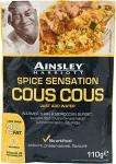 Ainsley Harriots Cous Cous or Rice - 3 for £1 @asda