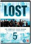 Lost Season 5 DVD - £13.99 @ Books Direct Bargains