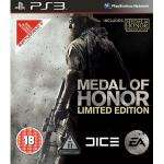 Medal of Honor - Limited Edition (PS3/xbox360 pre-order)@amazon