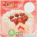Strawberry gateau only £0.50p was £2.00 at Asda!!