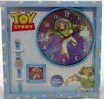 Toy Story Value Clock Collection - Half price in Morrisons! Now £4.99