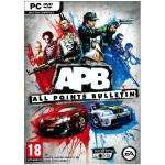 APB: All Points Bulletin (PC DVD) £13.97 Amazon
