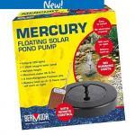 Mercury Floating Solar Pump Was £75  Now £18.75 plus £4.95 p&p Save £56.25 @ Asda