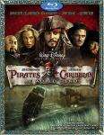 Pirates Of The Caribbean - At World's End / Black Pearl / Dead Man's Chest Blu Rays - £3.00 @ Tesco