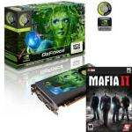 1GB Point of View GTX 465 graphics card + Mafia 2 just £164.46 pre order @ scan