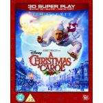A Christmas Carol 3D Blu-ray Super Play Edition Pre-Order £17.99 @ Amazon
