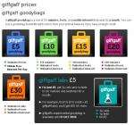 New Giffgaff Tarrifs - From £5 a month, £10 + all including completely unlimited internet and texts.