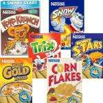 Nestle Cereals from £1.84 to £1. only 70p with voucher @ Asda. Poss 50p off see comment from dapp