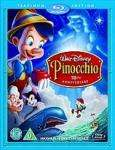 Pinocchio Platinum Edition Hybrid Blu-ray £6.79 delivered using code  @Tesco Ent