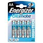16 Energizer Ultimate AA Batteries £3.50 @ Robert Dyas