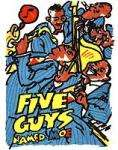 Free Theatre tickets to see Five Guys Named Moe
