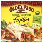 Old El Paso Smoked Barbeque Fajita Dinner Kit 500G - £1.42 @ Tesco
