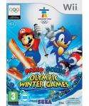 Mario and Sonic at the Winter Olympics Wii [preowned], £14.99 delivered @ Argos