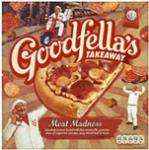 Goodfella's Take Away Pizza - Meat Madness (545g) only 75p @ Sainsburys