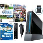 Nintendo Wii Sports Resort Pack + Smash Bros (White or Black) £129 + £4.95 P&P @ Toys R Us
