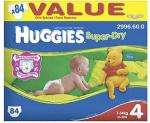 Huggies Super dry £8.00 @ Netto
