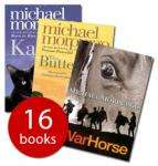 Michael Morpurgo 16 Book set £16.99 @ The Book People