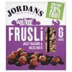 25p off 6 Pack of Jordans Frusli Bars Now £1.80 @ Tesco Online