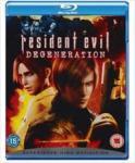 Resident Evil: Degeneration Blu-Ray  £2.99 @ Tesco