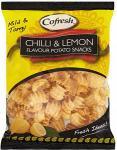 2 x Cofresh Chilli and Lemon Flavour Potato Snacks 60p @ Tesco