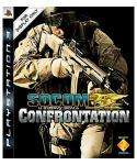 SOCOM U.S. Navy Seals Confrontation PS3 w/ PS3 OFFICIAL Headset £7.99 @ Argos
