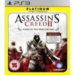 Assassins Creed 2 Game of the Year Platinum PS3/Classics XBOX 360 only £12.85 @ ShopTo.Net