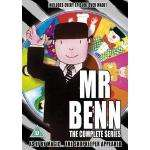 Mr Benn - The Complete Series -  All 18 Episodes (there seemed more when we were small !) [DVD] £2.99 @ Amazon & Play