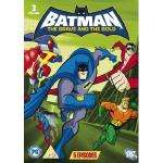 Batman brave and the bold DVD, pre order 20th September £5.99 @ amazon HMV and play.com, delivered