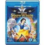 Disneys Snow White And The Seven Dwarfs Combi Pack (2 Blu-ray Discs + DVD) @ Amazon £10.99