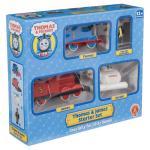 Thomas & Friends Thomas & James Starter Set (was £20) now £10 @ Tesco (free delivery to store)