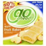 Go Ahead fruit bakes, all flavours 3 packs for £2 @ Tesco (£2.14 each)