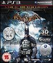 Batman Arkham Asylum GOTY PS3 - £14.99 plus quidco @ HMV