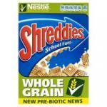 Nestle Shreddies 750g £2.39 (BOGOF) @ Morrisons