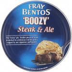 Fray Bentos Boozy Steak & Ale Pie (425g) & Fray Bentos Chicken & Mushroom Pie (425g) 2 for £2.50 @ Asda