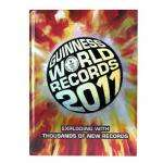 Guinness World Records 2011 £10 @ Tesco & Waterstones & WH Smith