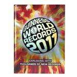 Guinness World Records 2011 £5 with voucher @ WH Smith