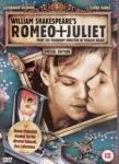William Shakespeare's Romeo Juliet DVD - Leonardo DiCaprio £2.55 @ Tesco (£3 without code)