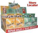 Free samples by Tear-aid