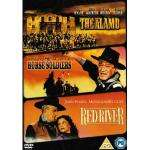 John Wayne - Triple - The Alamo / Red River / Horse Soldiers [3 DVD Set] £4.97 delivered @ Amazon