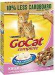 Go-Cat Complete 375g - All Varieties - 2 for £1.50 @ Sainsburys