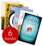 Booker Prize Shortlist Collection (6 Hardback Books) £27 delivered (with code) @ The Book People
