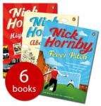 The Nick Hornby Collection (6 Books) £7.99 delivered @ The Book People