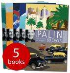 Michael Palin World Collection - 5 Books RRP £36.96 only £7.99 delivered @ Book People (Around the World in 80 Days; Pole to Pole; Full Circle; Sahara; Himalaya)